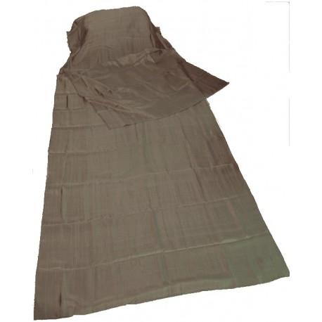 Lakenpose silke, Gyllen Taupe