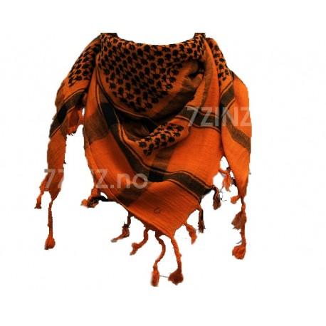 Shemagh(ensidig), orange
