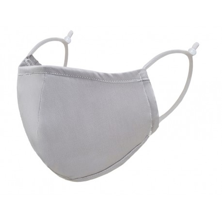 Munnbind/ ansiktsmaske vaskbar -grå