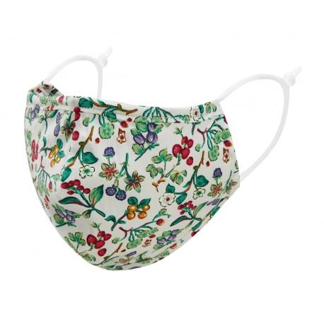 Munnbind/ ansiktsmaske vaskbar -ville bær